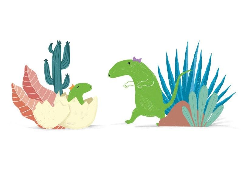Little Lizards
